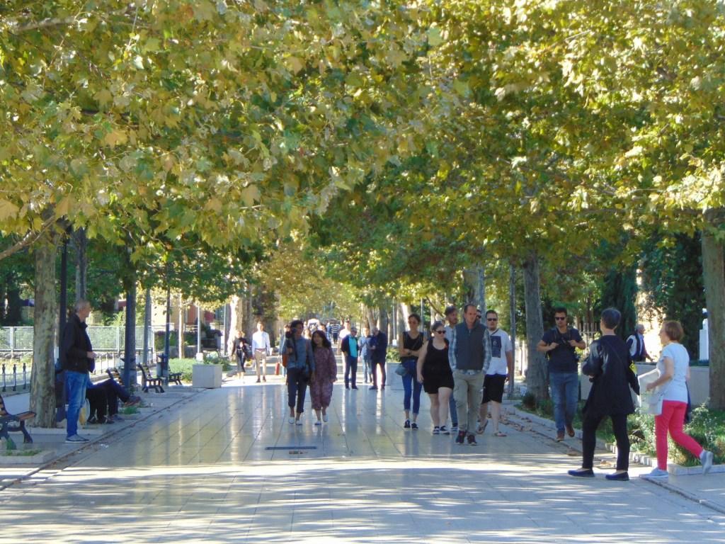 Шеталиште, то есть променад. Фото: Елена Арсениевич, CC BY-SA 3.0