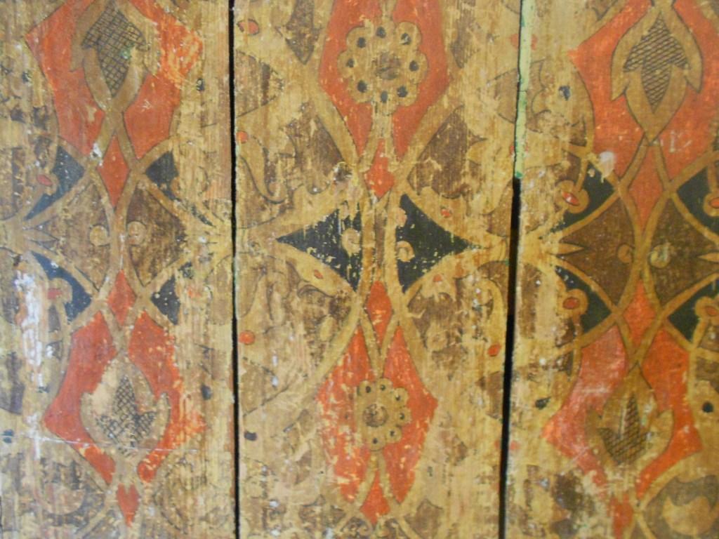 Роспись минбара. Фото: Елена Арсениевич, CC BY-SA 3.0