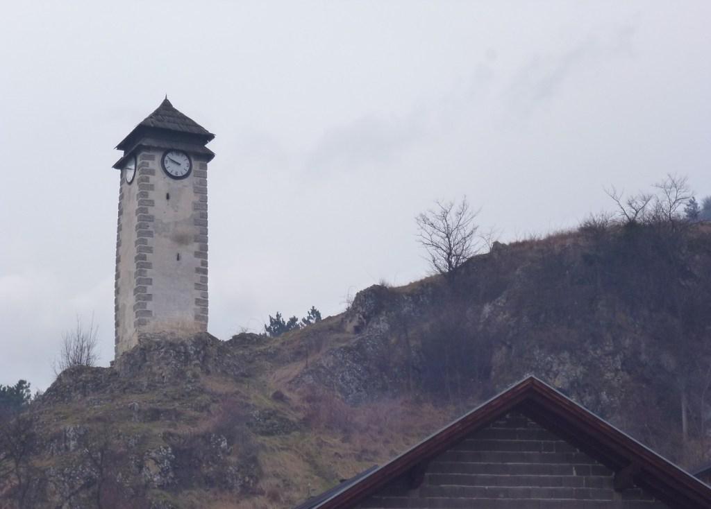 Часовая башня в Донем Вакуфе. Фото: Елена Арсениевич, CC BY-SA 3.0