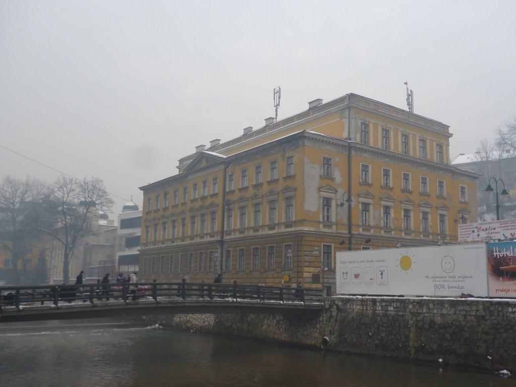 Первая реальная школа. Фото: Елена Арсениевич, CC BY-SA 3.0