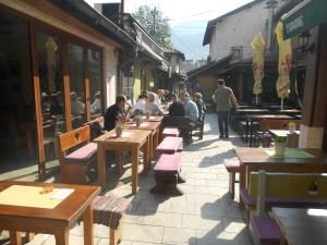 Рестораны. Фото: Елена Арсениевич, CC BY-SA 3.0