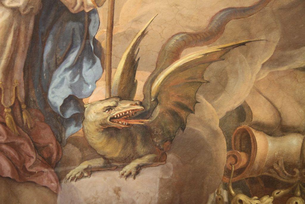 Злобное существо. Franc Jelovšek, Public Domain