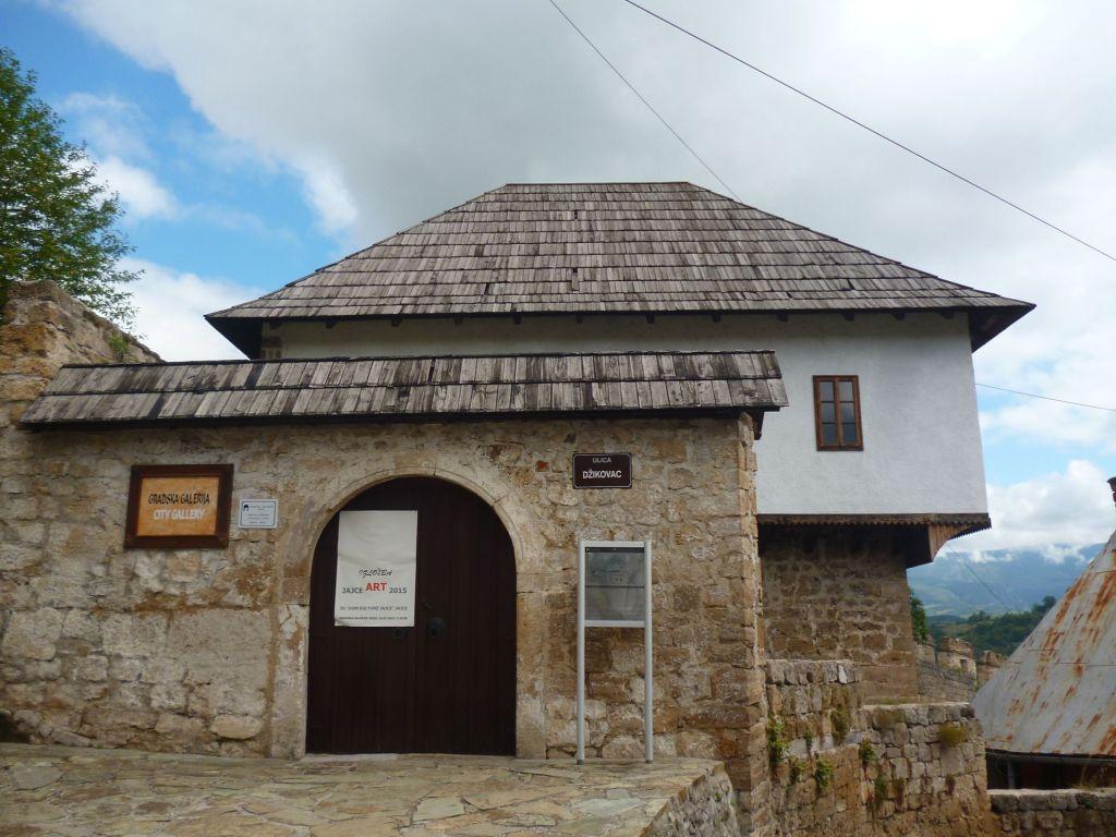 Кршлаков дом в Яйце. Фото: Елена Арсениевич, CC BY-SA 3.0