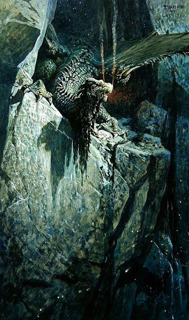 Пещерный житель. Georg Janny, CC BY-SA 3.0