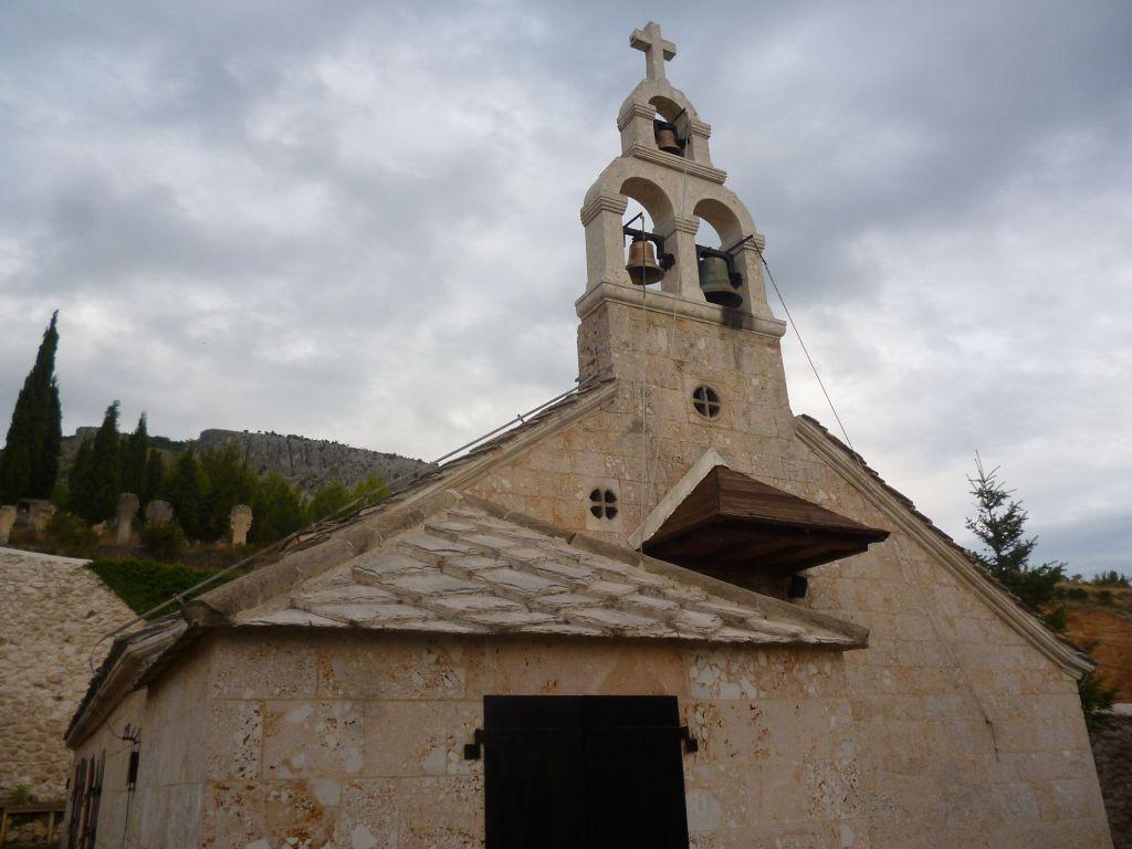 Старая православная церковь. Фото: Елена Арсениевич, CC BY-SA 3.0