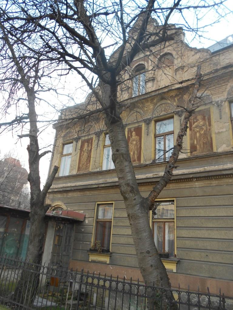 Северный фасад. Фото: Елена Арсениевич, CC BY-SA 3.0