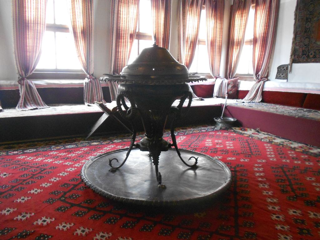 Комната для приёма гостей. Дом Сврзо. Сараево. Фото: Елена Арсениевич, CC BY-SA 3.0