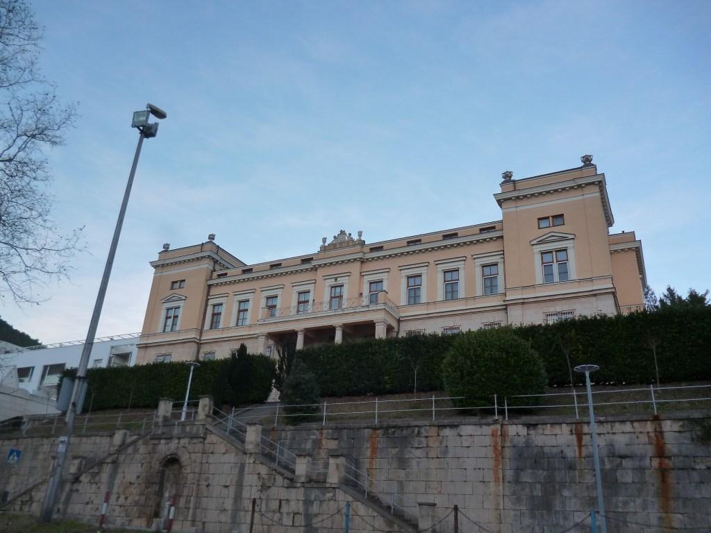 Резиденция мостарского епископа. Фото: Елена Арсениевич, CC BY-SA 3.0