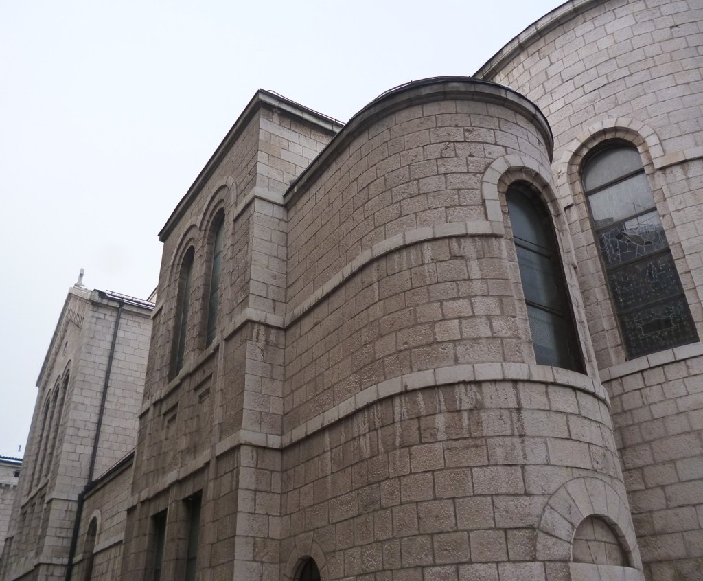 Восточный фасад церкви св. Иосифа. Фото: Елена Арсениевич, CC BY-SA 3.0