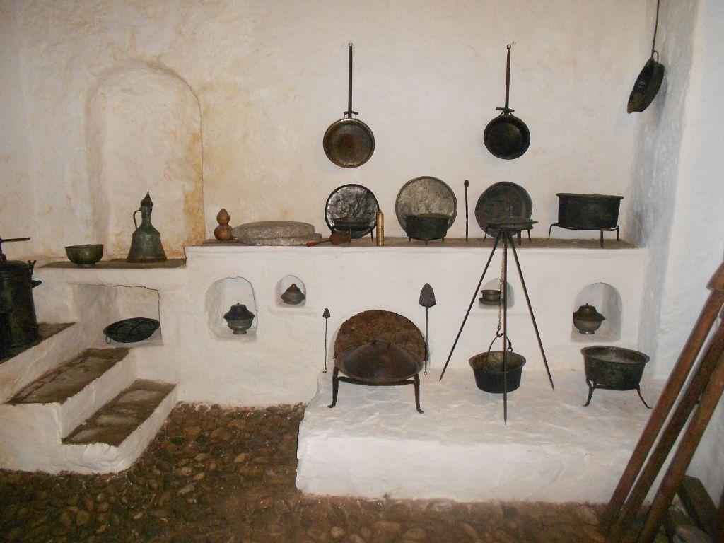 Кухня в доме Кайтаза. Фото: Елена Арсениевич, CC BY-SA 3.0