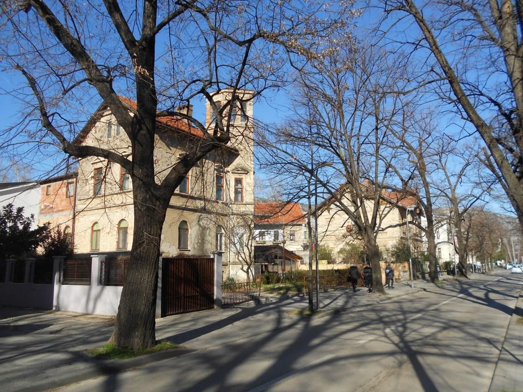 Улица в западном Мостаре. Фото: Елена Арсениевич, CC BY-SA 3.0