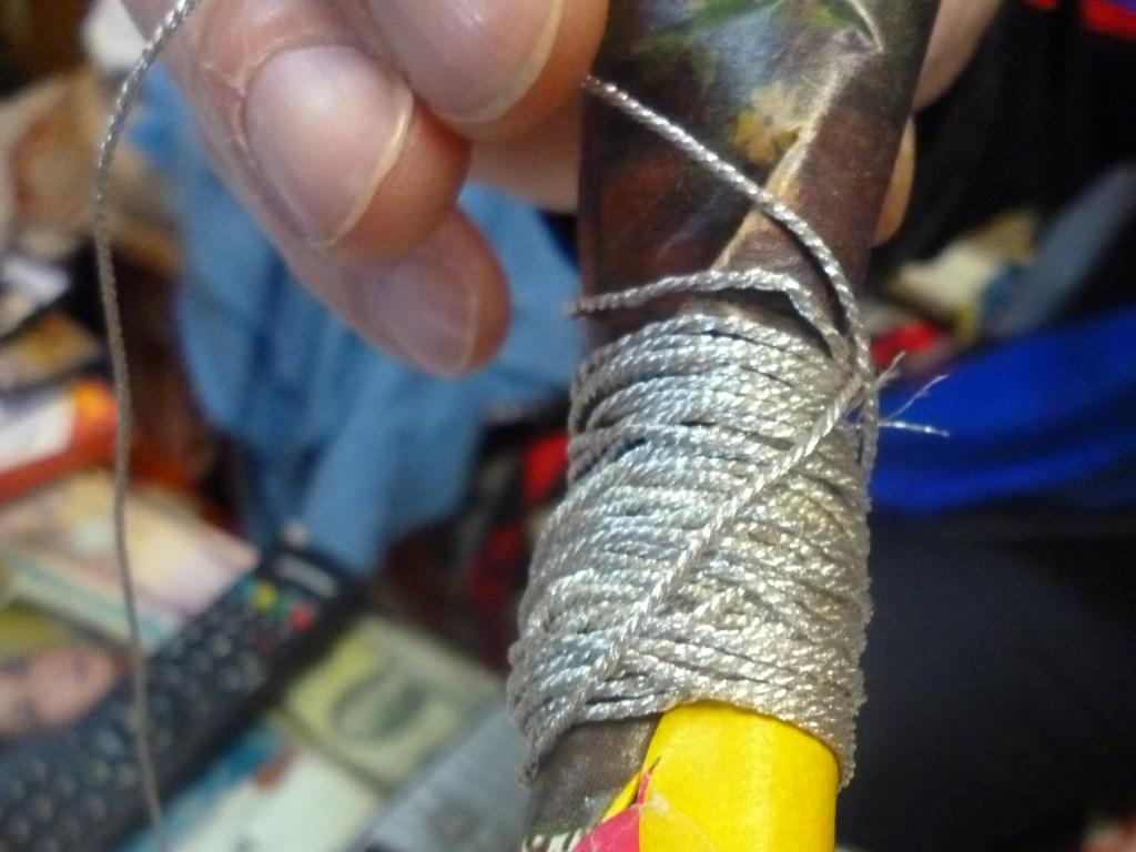 Шнур для украшения традиционной одежды. Фото: Елена Арсениевич, CC BY-SA 3.0