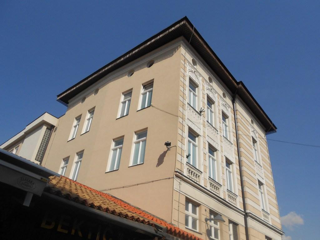 Медресе Гази Хусрев-бега, новое здание. Фото: Елена Арсениевич, CC BY-SA 3.0
