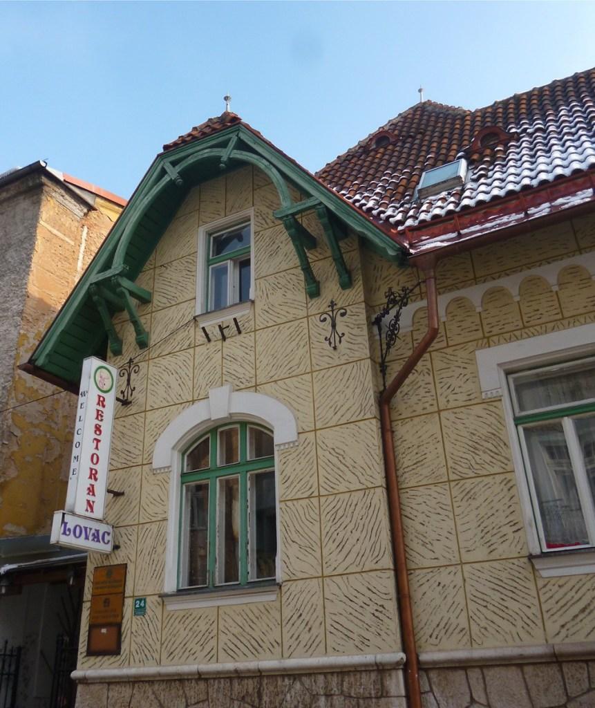 Вилла Форстрата Миклау на Патракииной улице. Фото: Елена Арсениевич, CC BY-SA 3.0