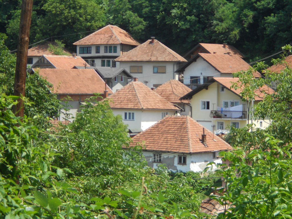 Маглайские дома. Фото: Елена Арсениевич, CC BY-SA 3.0