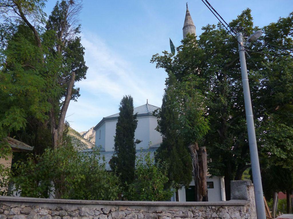 Благайская мечеть. Фото: Елена Арсениевич, CC BY-SA 3.0