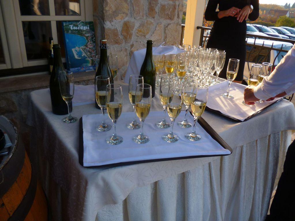Игристое вино на основе жилавки. Фото: Елена Арсениевич, CC BY-SA 3.0