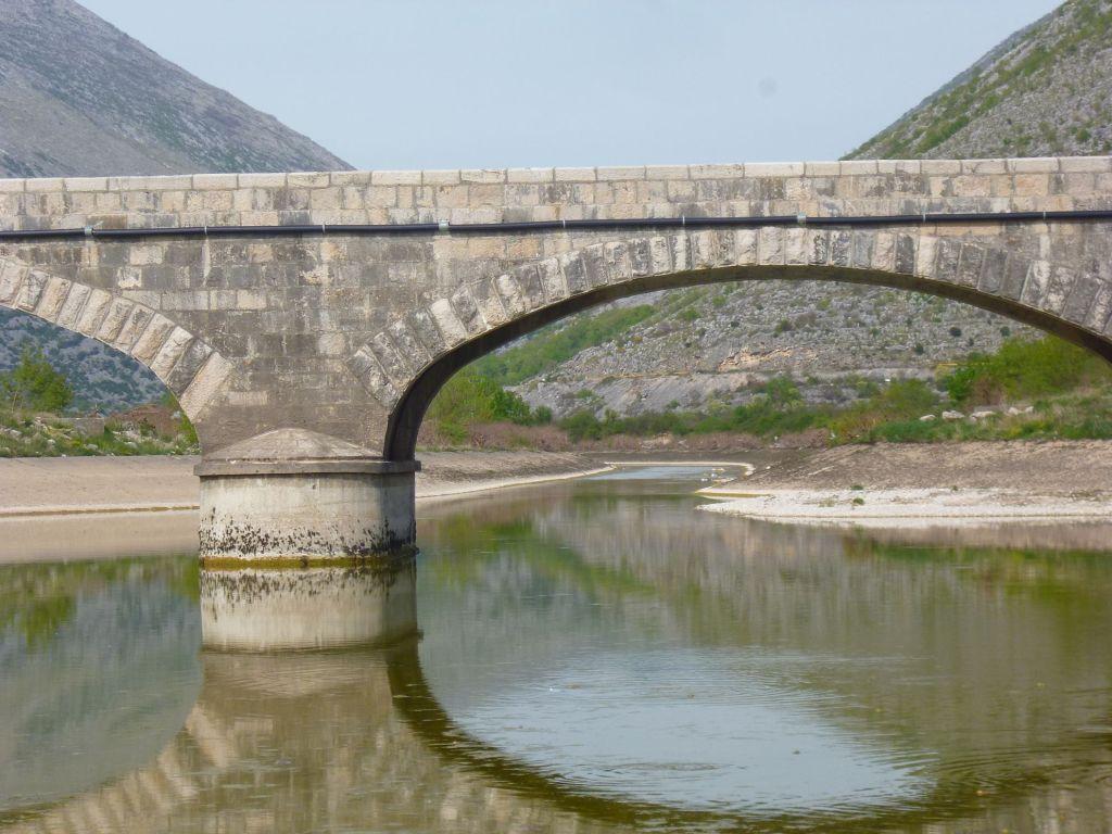 Мост на Поповом поле. Фото: Елена Арсениевич, CC BY-SA 3.0