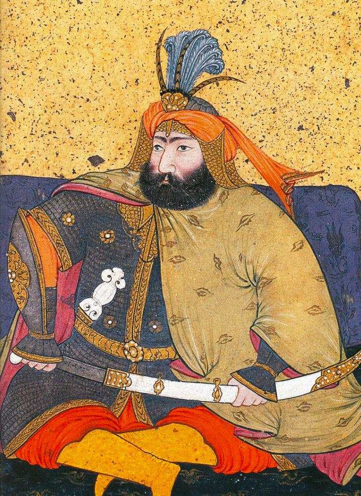 Султан Мурад IV. Автор неизвестен, public domain