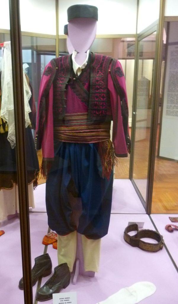 Традиционная одежда герцеговинца. Фото: Елена Арсениевич, CC BY-SA 3.0