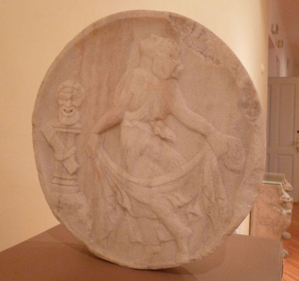 Экспонат римской коллекции. Фото: Елена Арсениевич, CC BY-SA 3.0