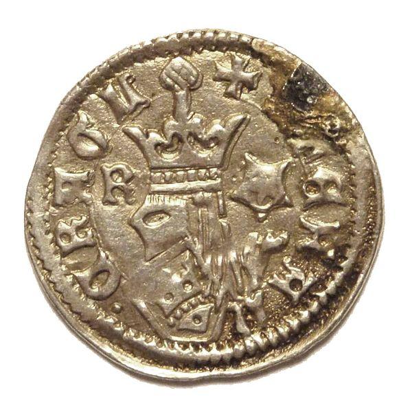 Монета Степана Томашевича. Автор неизвестен, public domain