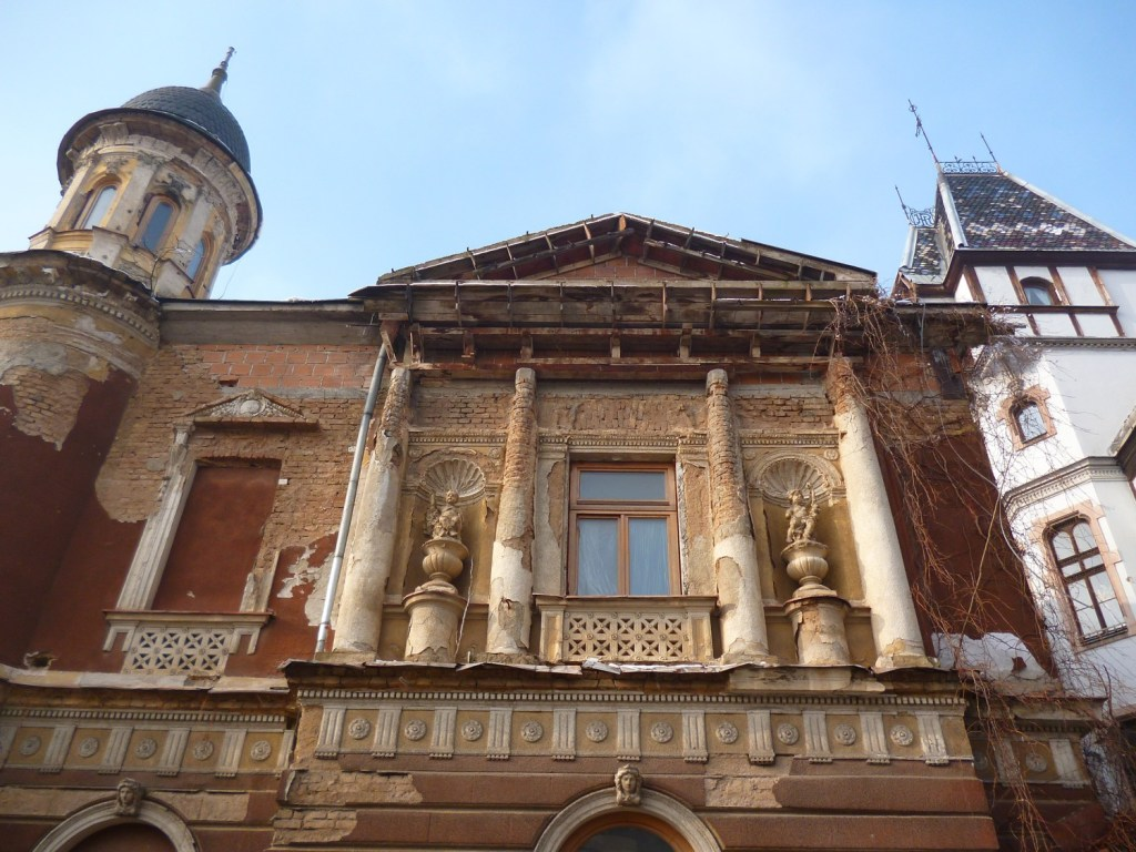 Вилла Мандич, восточный фасад. Фото: Елена Арсениевич, CC BY-SA 3.0