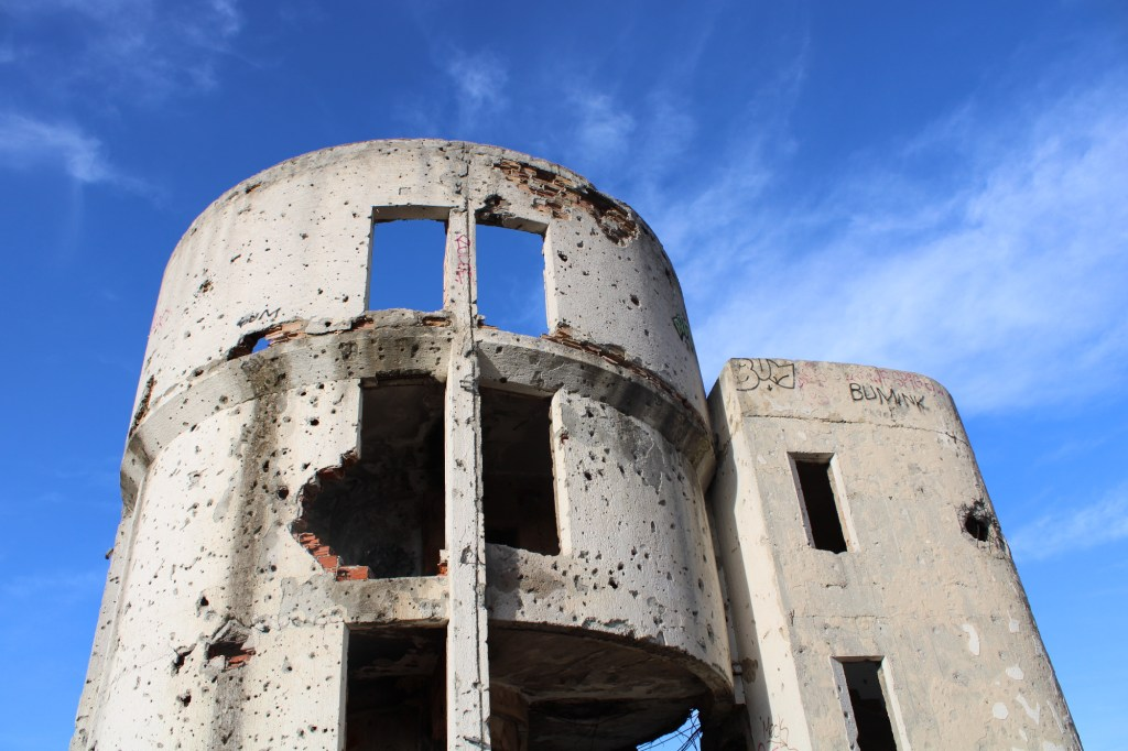 Бывшая обсерватория. Фото: Елена Арсениевич, CC BY-SA 3.0