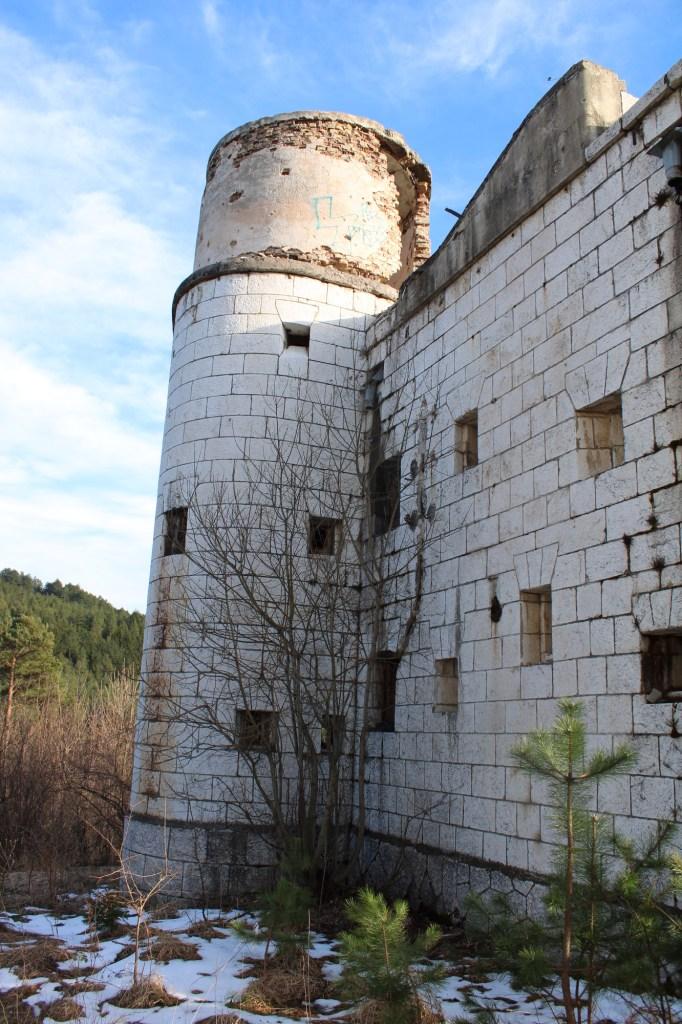 Башня форта. Фото: Елена Арсениевич, CC BY-SA 3.0