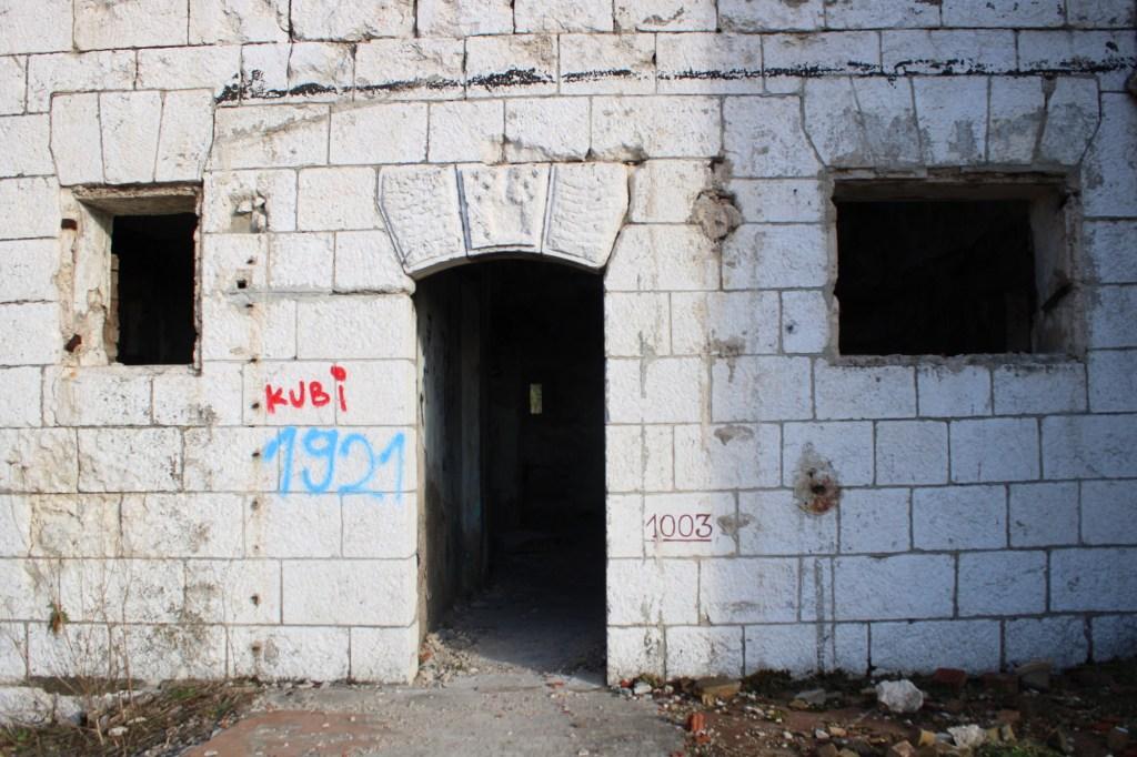Вход в форт. Фото: Елена Арсениевич, CC BY-SA 3.0