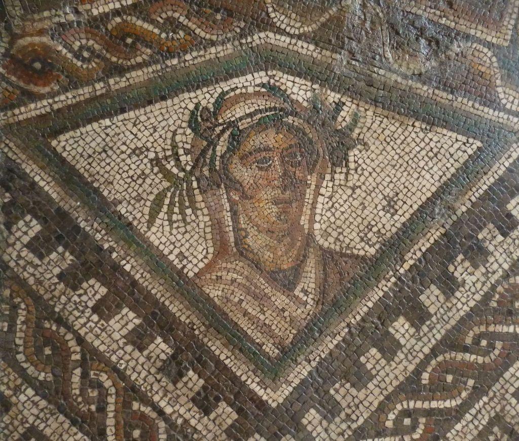 Мозаика древнеримского периода. Фото: Елена Арсениевич, CC BY-SA 3.0