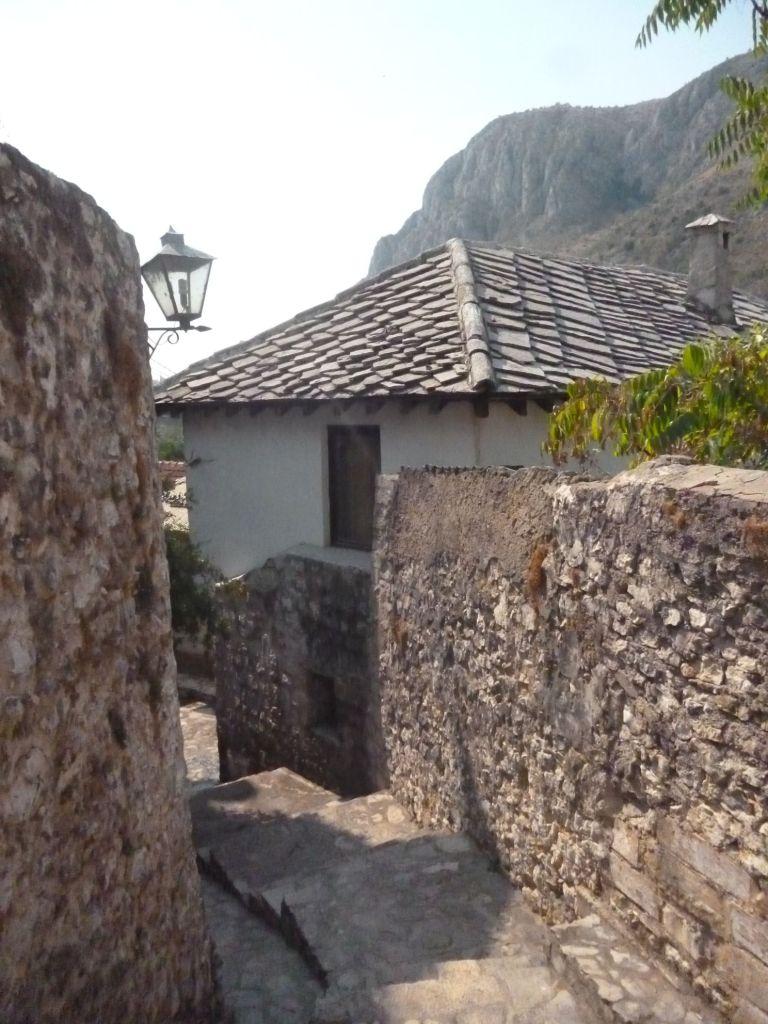Каменная крыша. Мостар. Фото: Елена Арсениевич, CC BY-SA 3.0