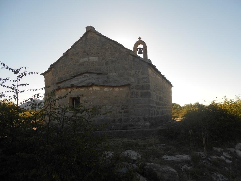 Церковь на закате. Фото: Елена Арсениевич, CC BY-SA 3.0