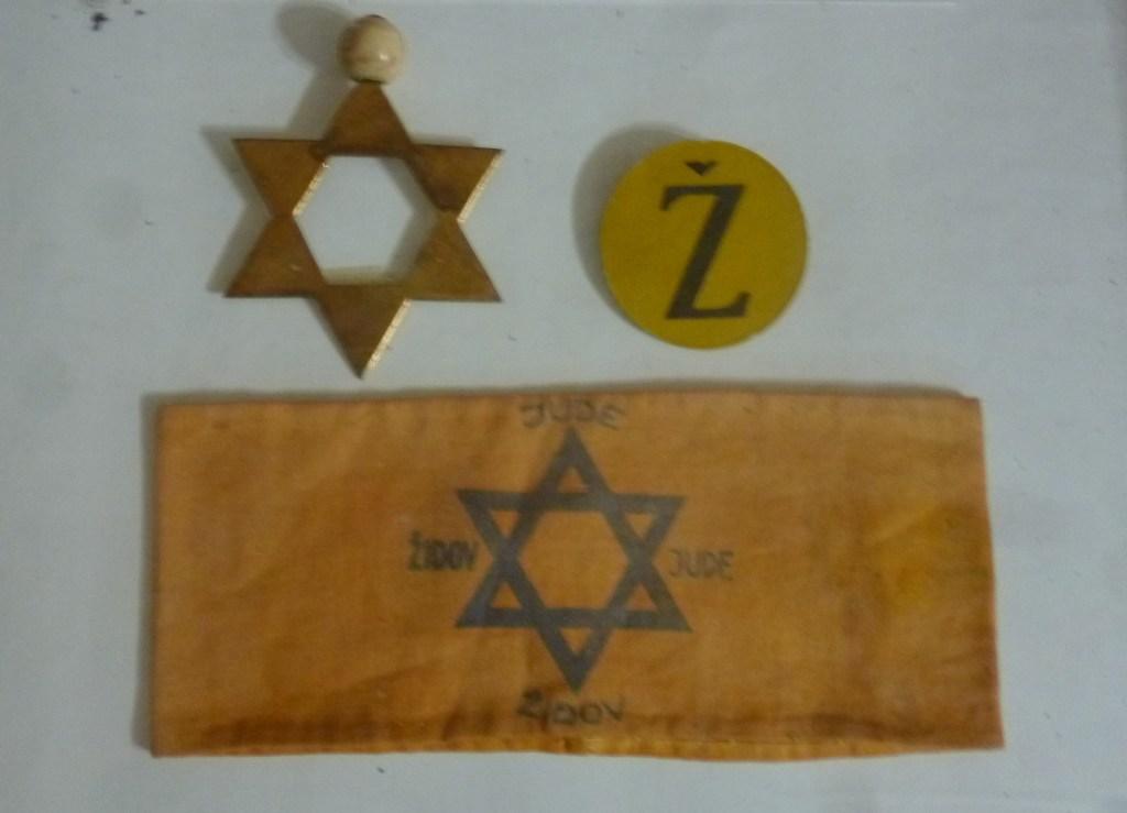 Отличительные знаки. Музей евреев Сараева