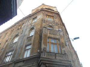 Северный угол улицы Проте Баковича. Фото: Елена Арсениевич, CC BY-SA 3.0