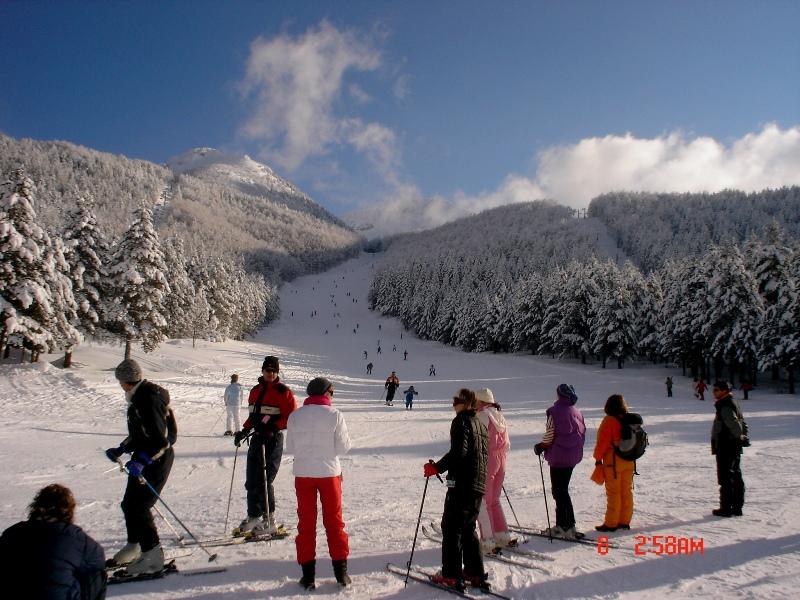 Лыжный центр Рисовац на Блидинье. Matis, GNU 1.2