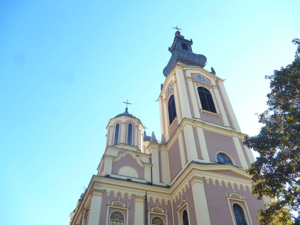 Соборная церковь Рождества Пресвятой Богородицы. Фото: Елена Арсениевич, CC BY-SA 3.0