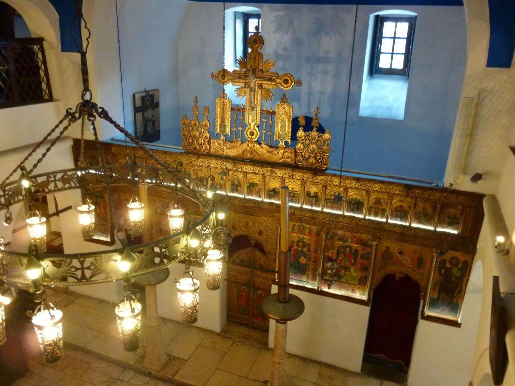 Старая православная церковь в Сараево. Фото: Елена Арсениевич, CC BY-SA 3.0