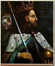 Король Боснии Степан Томаш. Rudolf Horvat, Public Domain