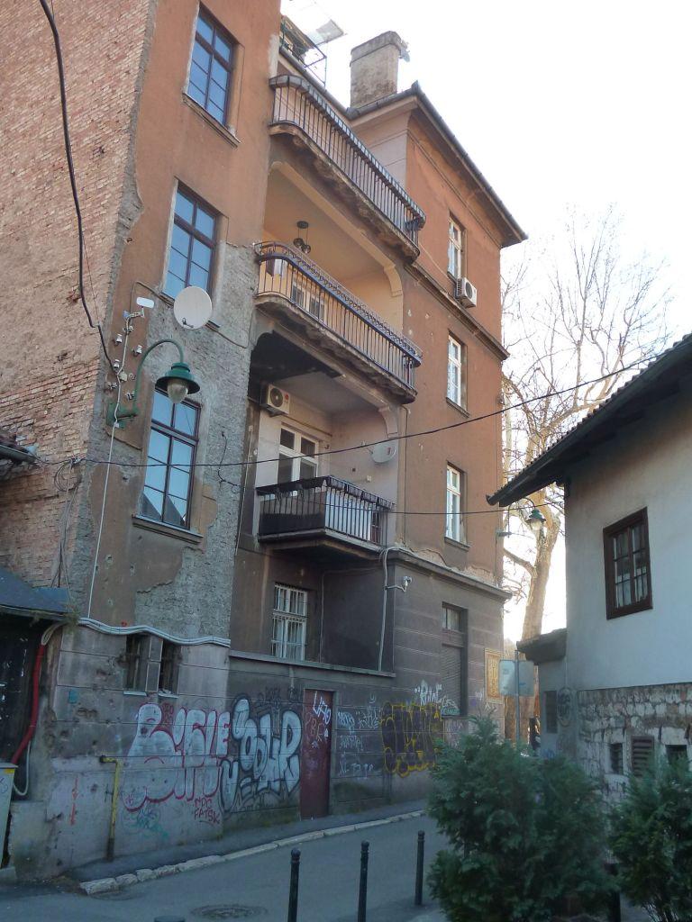 Дом начала 20-го века. Фото: Елена Арсениевич, CC BY-SA 3.0