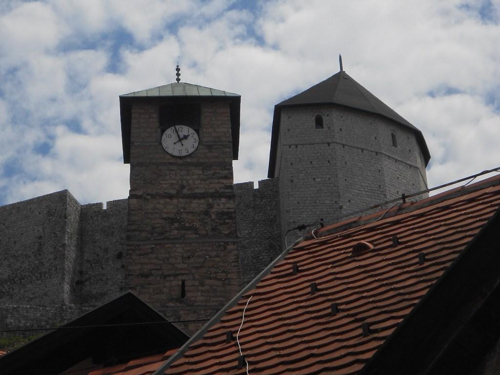 Часовая башня в Тешане. Фото: Елена Арсениевич, CC BY-SA 3.0