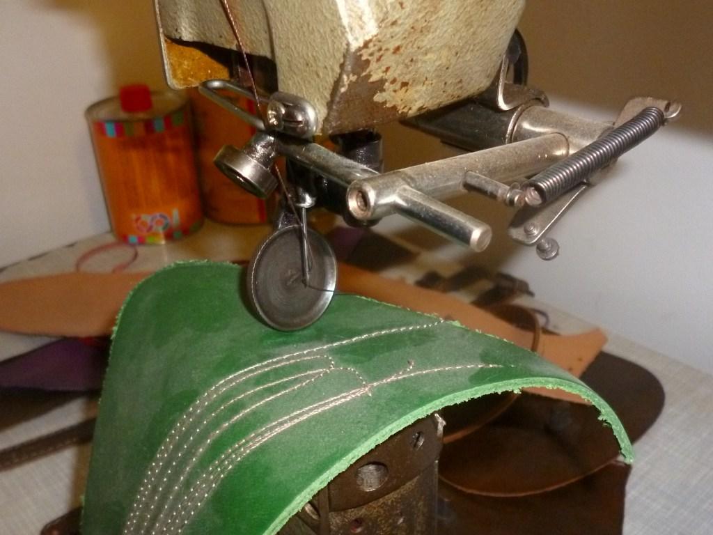 Швейная машинка. Фото: Елена Арсениевич, CC BY-SA 3.0