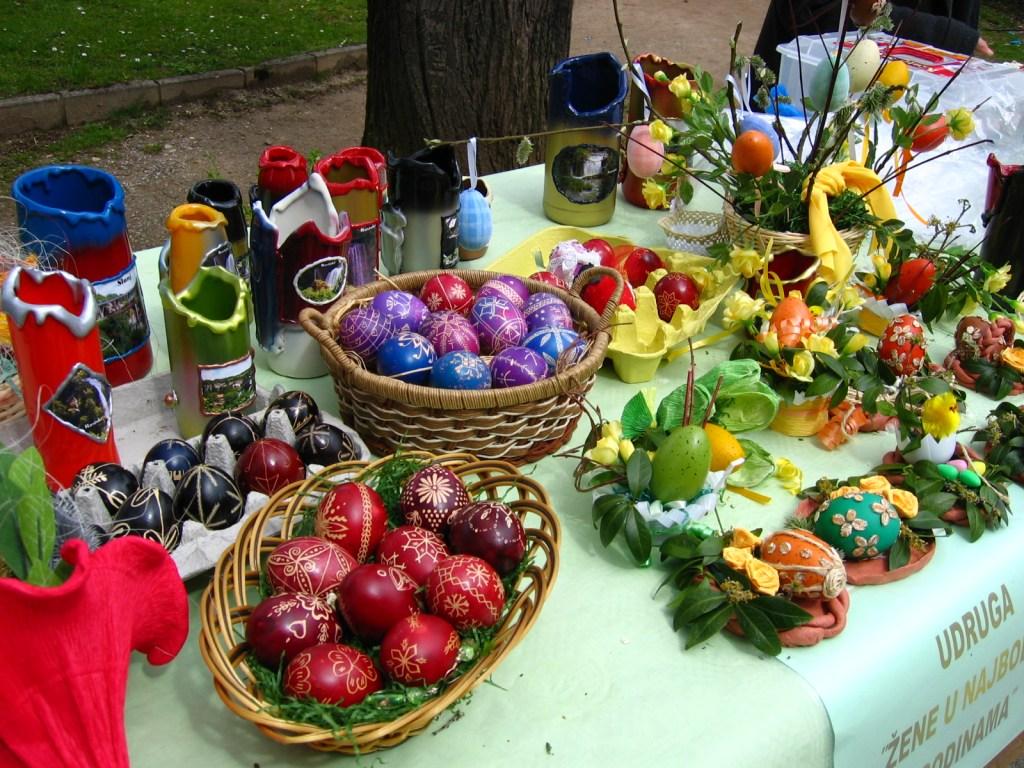 Пасхальные яйца. Neoneo13, CC BY-SA 3.0