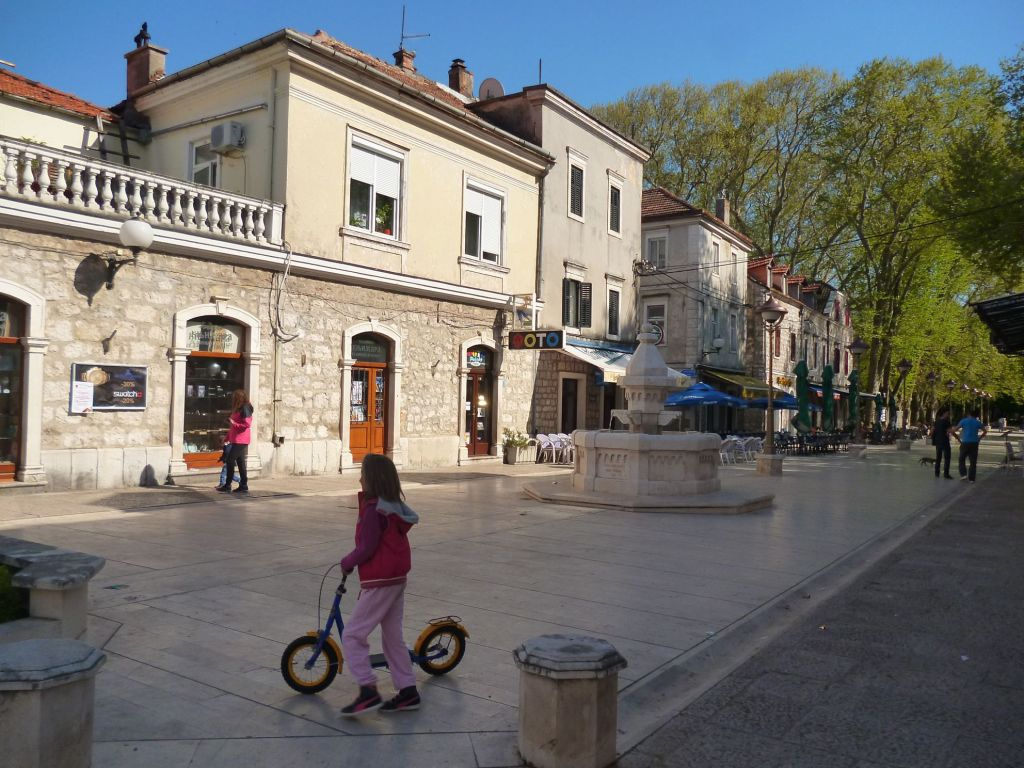 Улица Йована Дучича. Фото: Елена Арсениевич, CC BY-SA 3.0