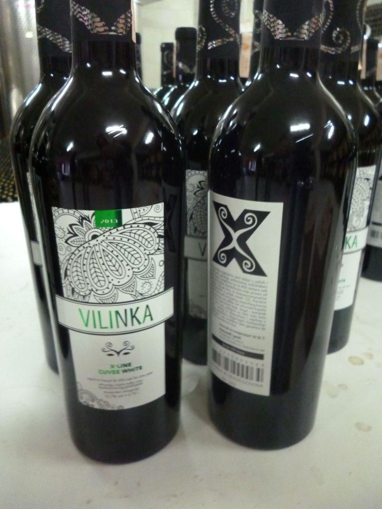 Vilinka X-line Cuvee White. Фото: Елена Арсениевич, CC BY-SA 3.0