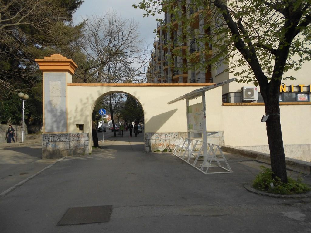 Дубровничские ворота: для пешеходов. Фото: Елена Арсениевич, CC BY-SA 3.0