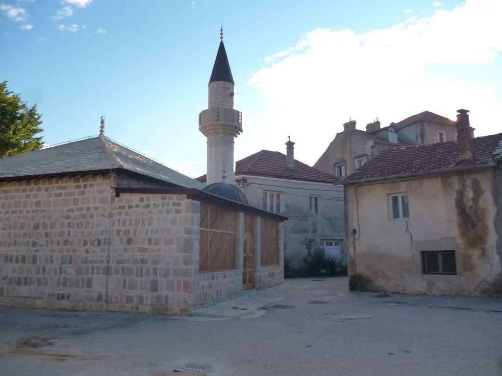 Мечеть в Требине. Фото: Елена Арсениевич, CC BY-SA 3.0