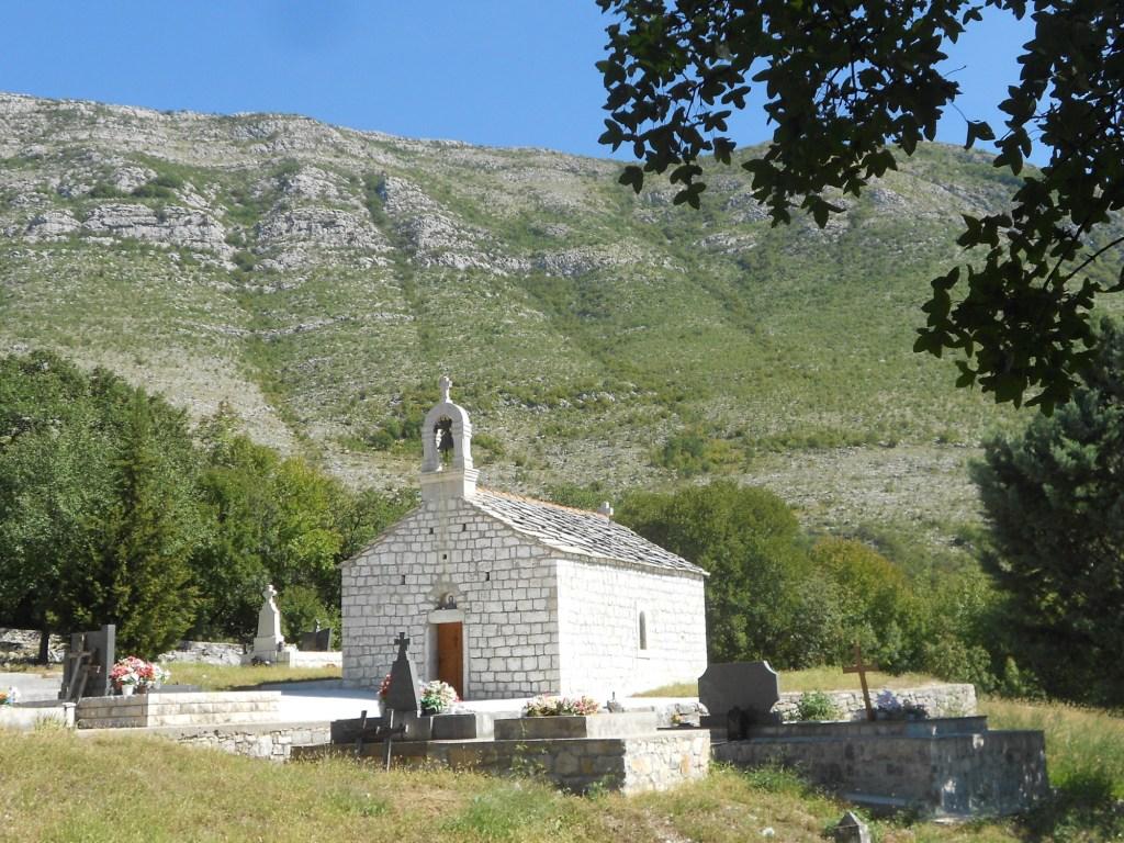 Церковь св. Йована в Жаково. Фото: Елена Арсениевич, CC BY-SA 3.0