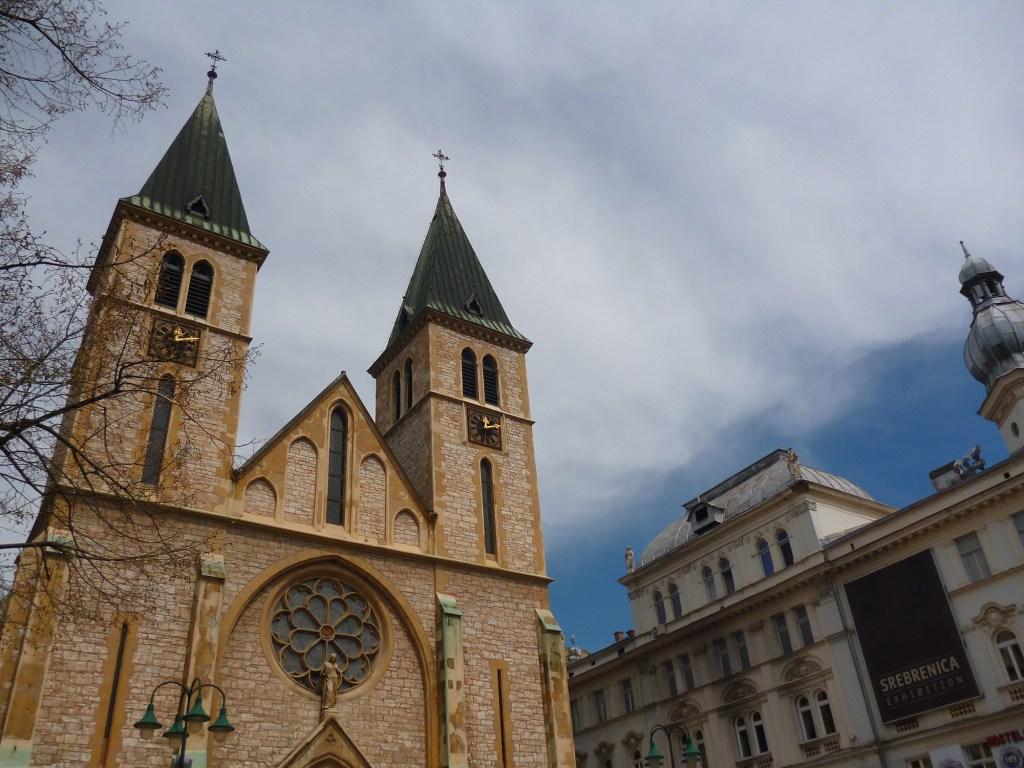 Кафедральный собор. Фото: Елена Арсениевич, CC BY-SA 3.0