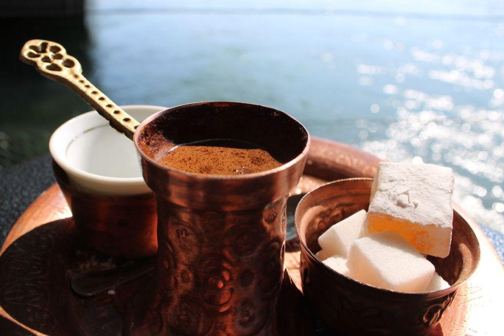 Кофе по-боснийски. Фото: Елена Арсениевич, CC BY-SA 3.0